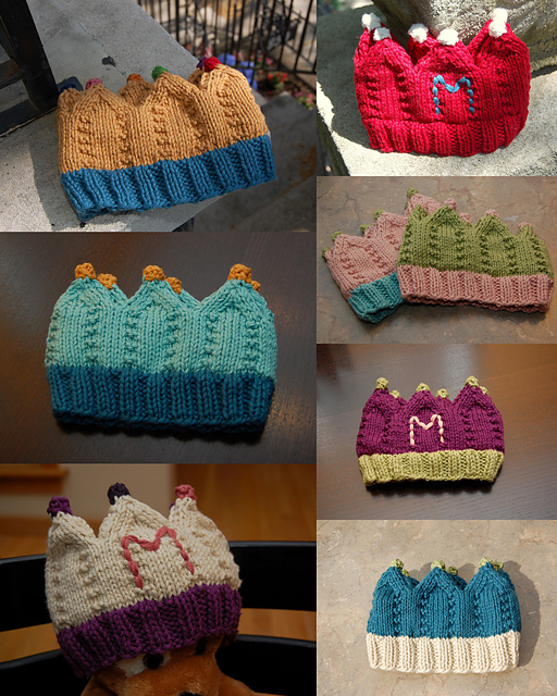 loved knitted crown (2)