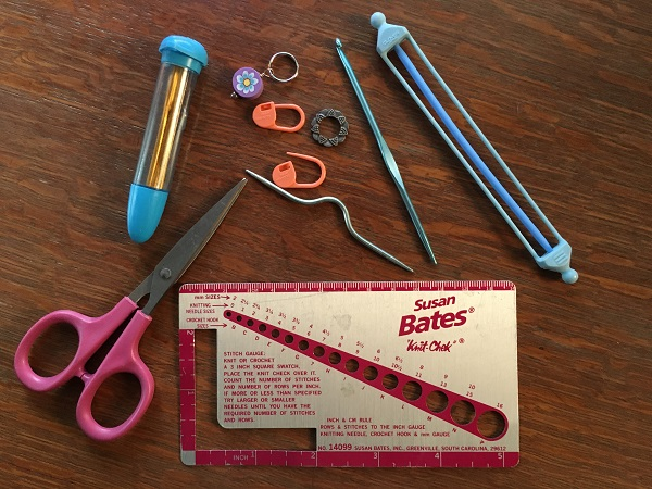How to Create a Knitting Tool Kit: Part 1