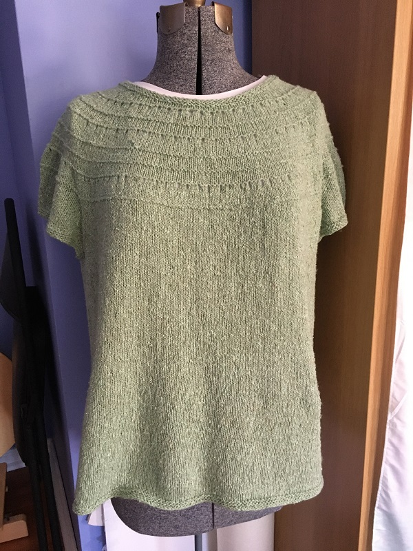 FO (Finished Object) Friday, on a Sunday