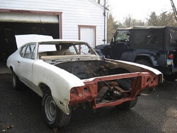 """1970 Buick Skylark a.k.a """"My"""" Car"""
